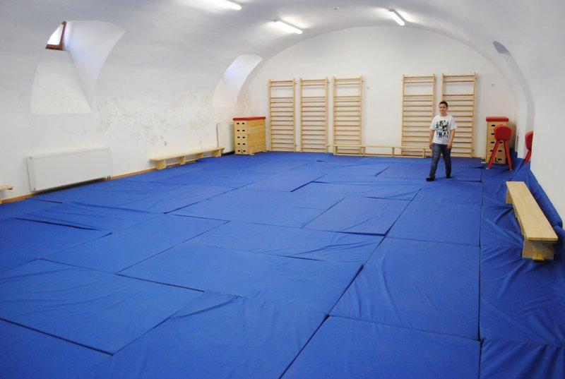 Sala de gimnastica