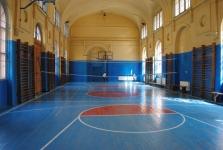 In Sala de sport